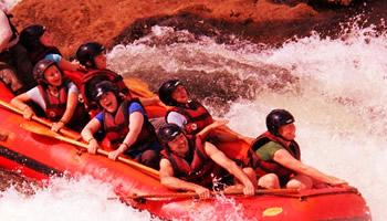 jinja water rafting tour